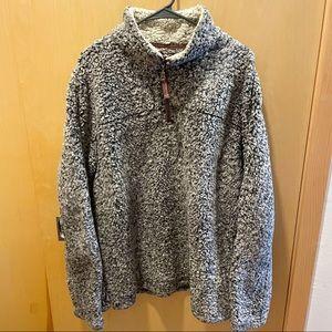 Women's Sherpa sweater